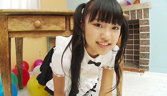 香月杏珠のアイドル動画